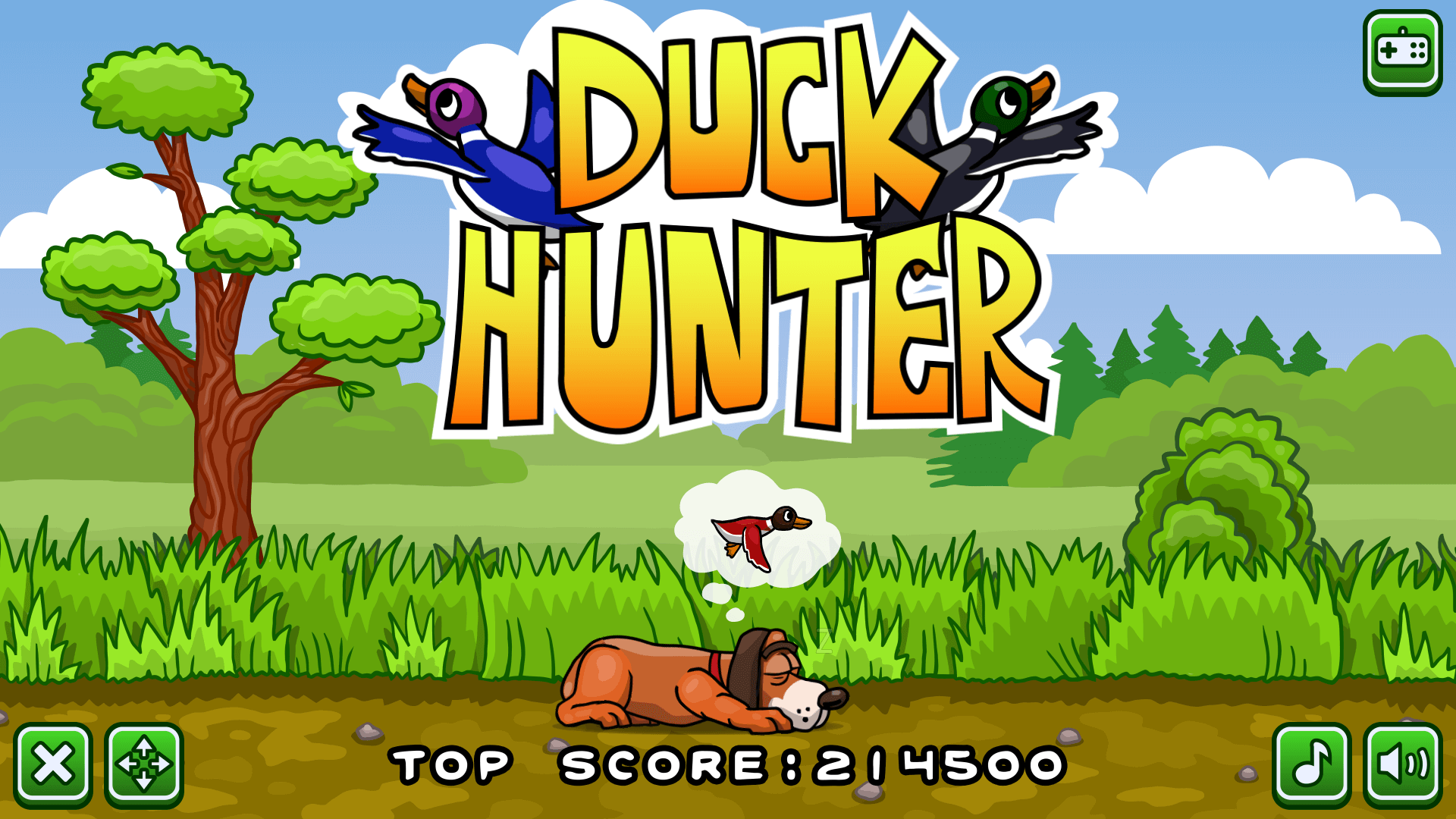Image Duck Hunter