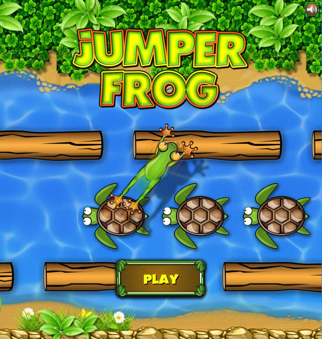 Image Jumper Frog