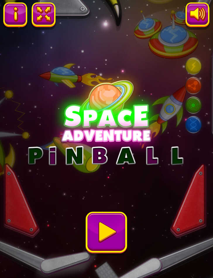 Image Space Adventure Pinball