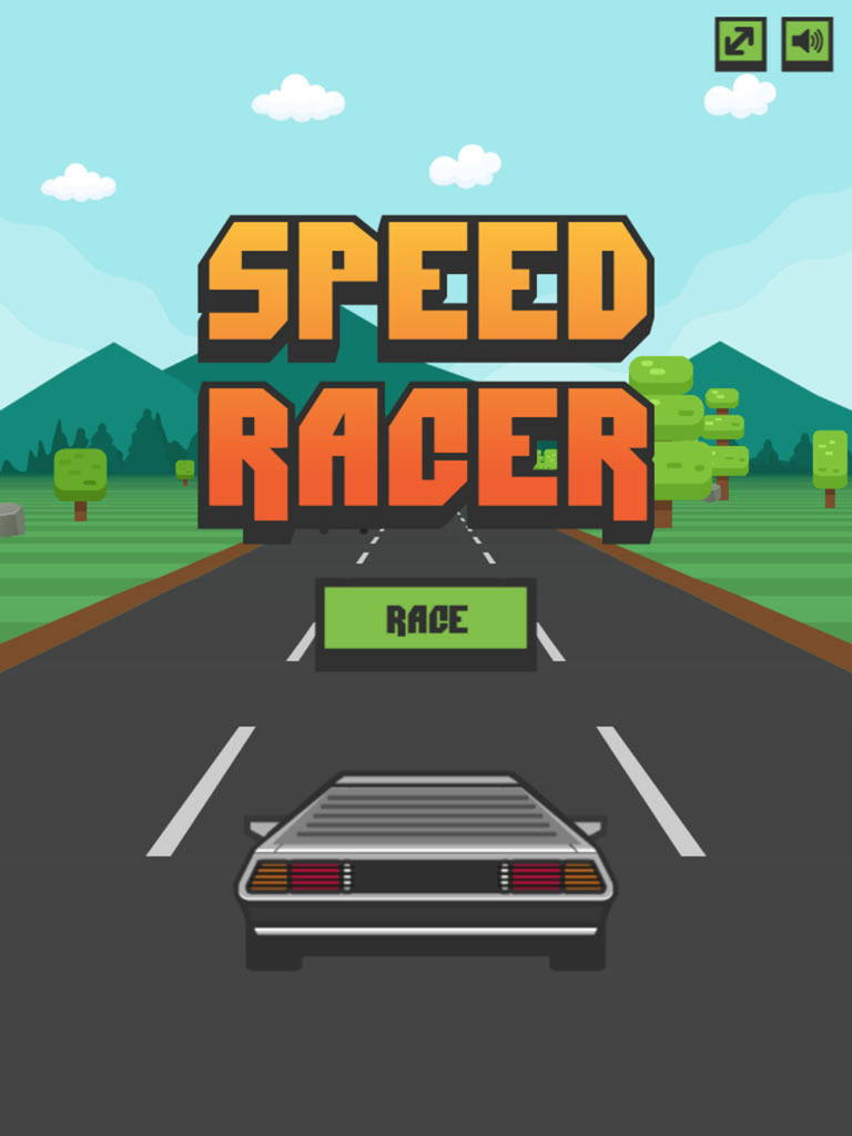 Image Speed Racer