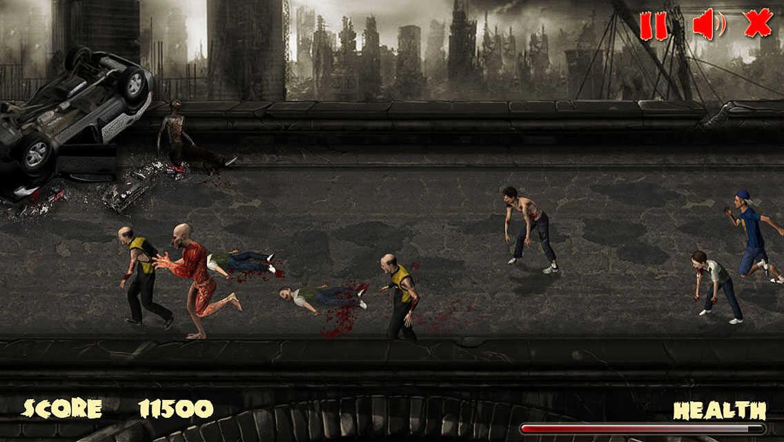 Image Zombie Invasion